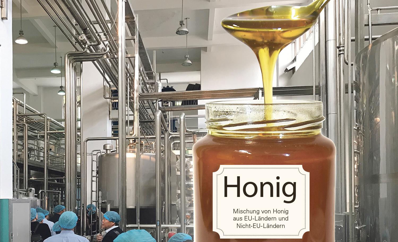 Bittere  Lügen des  süßen Honigs