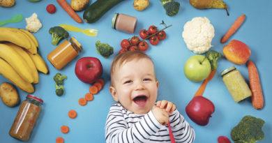Wie Kinder schmecken lernen