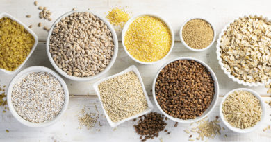 Pflanzliche Produkte – aus der Region