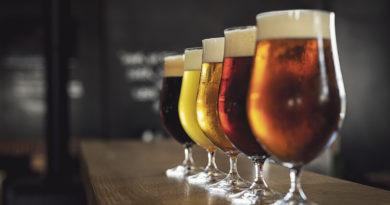 Von der Gerste zum Bier