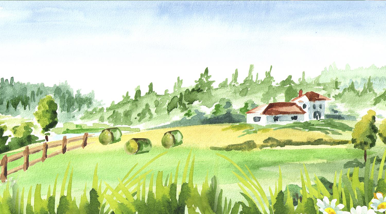 Der Traum vom Haus am Land